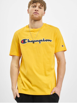 Champion T-Shirty Rochester  zólty
