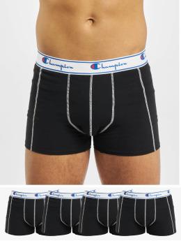 Champion Underwear Boxershorts X5 Mix schwarz