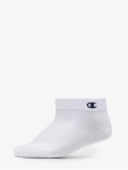 Champion Underwear Chaussettes 08qh X6 Ankle blanc