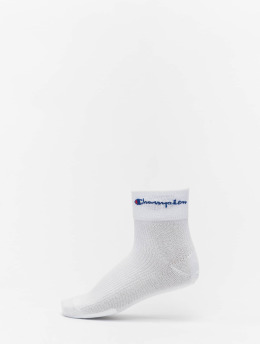 Champion Underwear Chaussettes Y0abv X1 Ankle Roch.  blanc