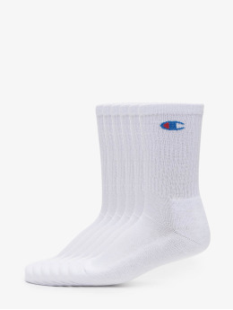 Champion Underwear Ponožky Y08qg X6 Crew biela