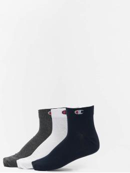 Champion Underwear Socken Y08qh X3 3-Pack grau