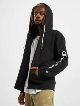 Champion Zip Hoodie Basic  svart