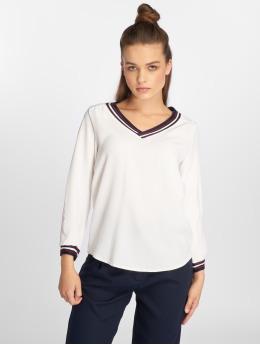 Charming Girl Camiseta de manga larga  Raz blanco