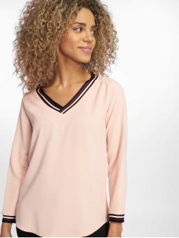 Charming Girl Camiseta de manga larga Raz rosa