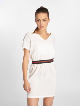 Charming Girl Dress Urban white