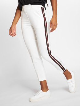 Charming Girl Pantalon chino Kevin blanc