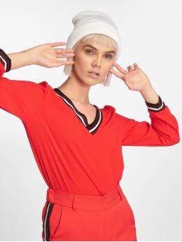 Charming Girl T-Shirt manches longues Raz rouge