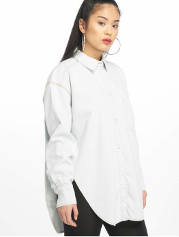 Cheap Monday Bluse Obscure blau