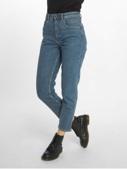 Cheap Monday Jean coupe droite Donna Norm Core bleu