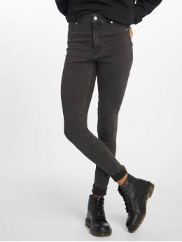 Cheap Monday Skinny Jeans High Spray šedá