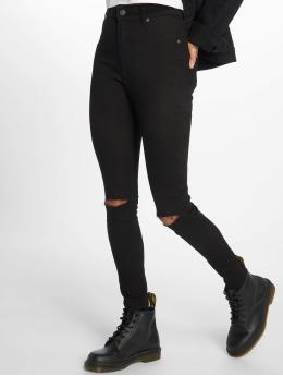 Cheap Monday Skinny Jeans High Spray Cut black