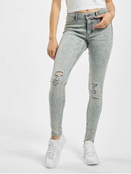 Cheap Monday Skinny Jeans Mid Spray blau