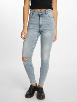 Cheap Monday Skinny Jeans High Spray blau