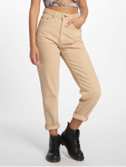 Cheap Monday Straight Fit farkut Donna vaaleanpunainen