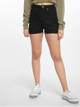 Cheap Monday Szorty Donna Deep czarny