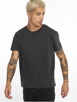 Cheap Monday T-Shirt Standard Skewed noir