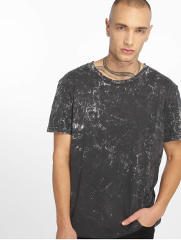 Cheap Monday T-Shirt Extreme Wash schwarz