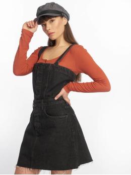 Cheap Monday Vestido Potion Crinkle negro