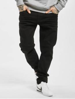 Cipo & Baxx Jean coupe droite Plain noir