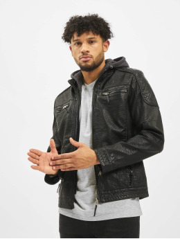 Cipo & Baxx Lightweight Jacket Jim black