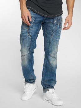 Cipo & Baxx Alpha Straight Fit Jeans Blue