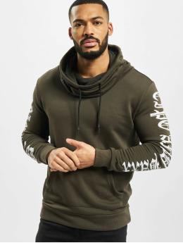 Cipo & Baxx Svetry Sweatshirt  hnědožlutý