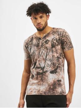 Cipo & Baxx T-Shirty Original brazowy