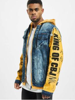 Cipo & Baxx | King  bleu Homme Veste Jean