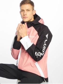 Columbia Демисезонная куртка Windell Park розовый