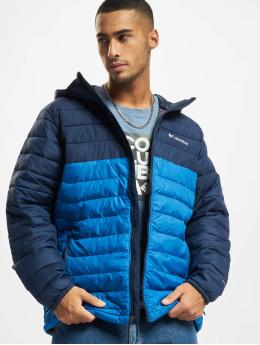 Columbia Vinterjakke Powder Lite™ Hooded blå