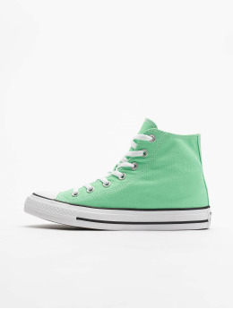 Converse Сникеры Chuck Tailor All Star Hi зеленый
