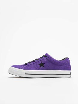 Converse Сникеры Chuck Taylor All Star Ox пурпурный