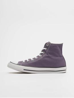 Converse Сникеры Chuck Taylor All Star Hi пурпурный