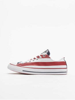 9280f1a34ab03 Tailor All Star Hi indigo. Converse Baskets All Star Stars   Bars Ox  multicolore