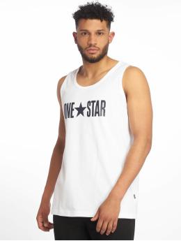 Converse Débardeur One Star blanc