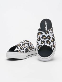 Converse Sandaler One Star Sandal Slip  vit