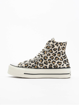 Converse Sneaker Ctas Lift Hi  beige