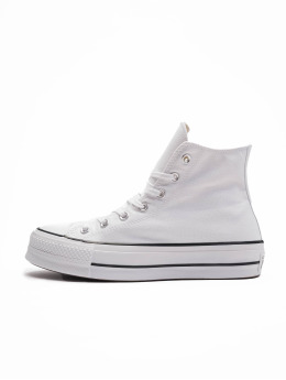 Converse Sneaker Taylor All Star Lift Hi bianco