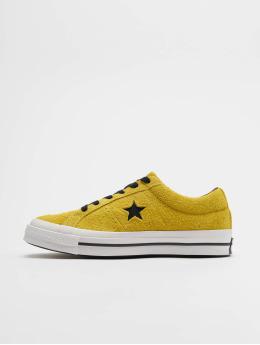 Converse sneaker One Star Ox geel
