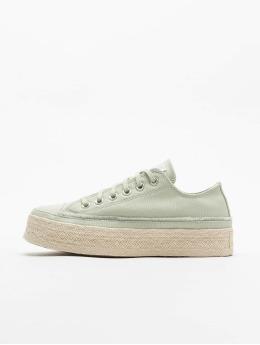 Converse Sneaker CTAS Espadrille OX grün