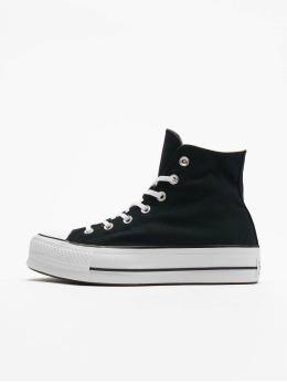 Converse Sneaker Chuck Taylor All Star Lift Hi nero