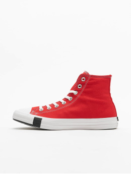Converse sneaker Ctas Hi rood