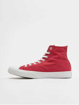 Converse Sneaker Chuck Taylor All Star Hi rosso
