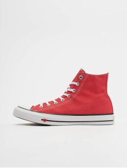 Converse Sneaker Chuck Taylor All Star Hi rosso