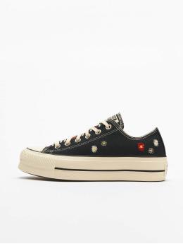 Converse Sneaker Ctas Lift Ox schwarz