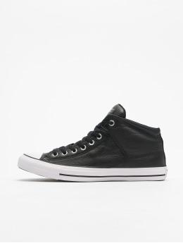 Converse sneaker All Star High Street Leather zwart