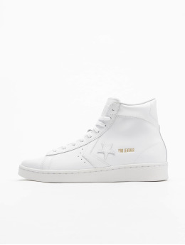 Converse Sneakers Pro Leather High biela