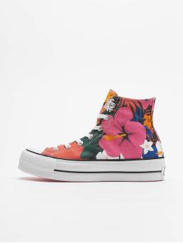 Converse Sneakers Chuck Taylor All Star Lift Hi röd