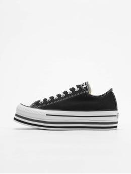 Converse Sneakers Chuck Taylor All Star Platform Layer Ox svart